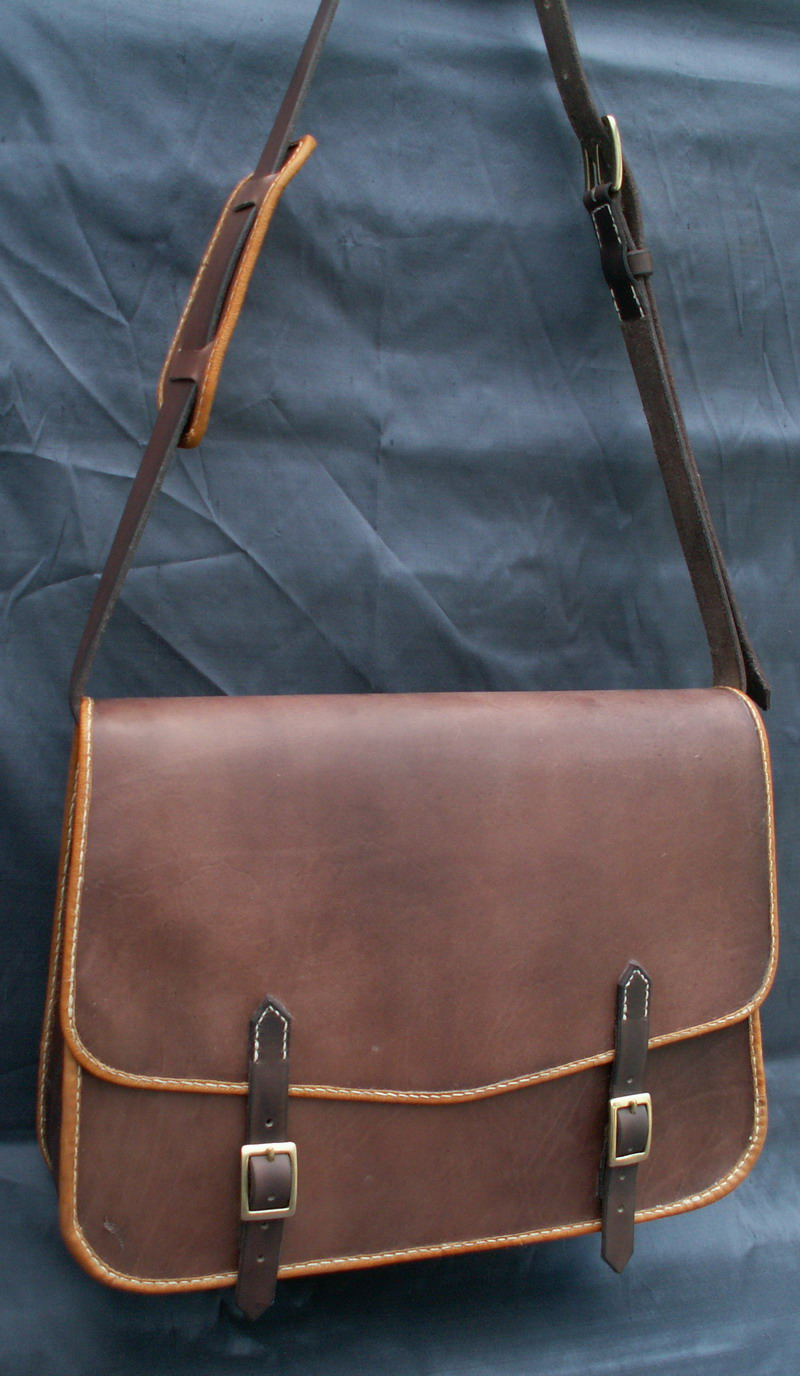 Modern shoulder bag