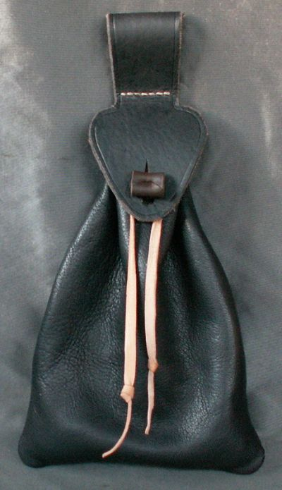 15th/16th century small belt bag