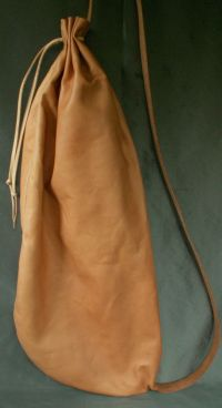 14th - 17th century sausage bag