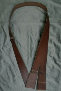 17th century infantry baldric